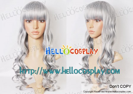 Black Butler Cosplay Queen Victoria Wig