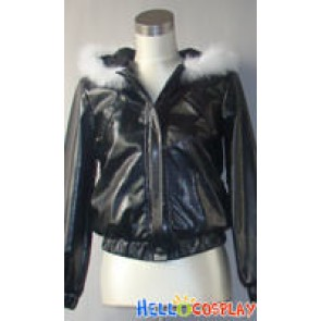 Togainu no Chi Cosplay Akira CostumeLeather Jacket