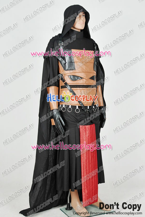 Star wars darth revan cosplay costume outfit fandeluxe Gallery