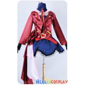 Macross Frontier Cosplay Sheryl Nome Dress Costume