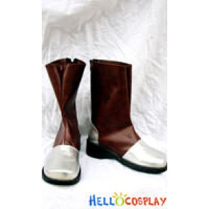 Dynasty Warriors Cosplay Lu Xun Boots