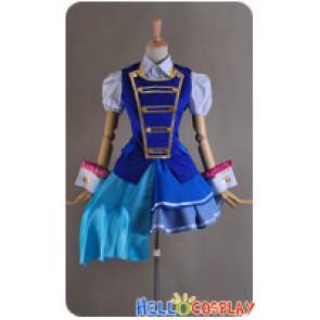 AKB0048 Season 2 Cosplay Suzuko Kanzaki Costume Dress
