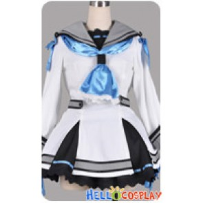 Oretachi Ni Tsubasa Wa Nai We Without Wings Cosplay Hiyoko Tamaizumi Costume Uniform