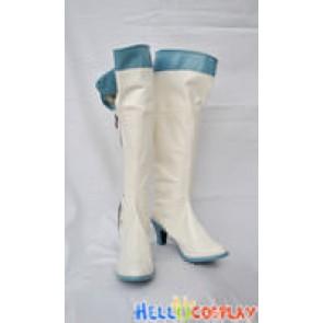 Vocaloid 2 Cosplay Kagamine Rin British Gakuen Style Boots