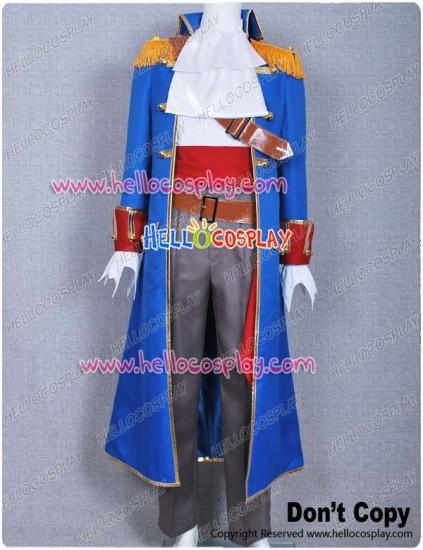 Black Butler Kuroshitsuji II Ciel Phantomhive Cosplay Costume