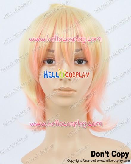 Makai Ouji Devils And Realist Cosplay William Twining Wig