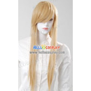 Cosplay Blonde Medium Wig