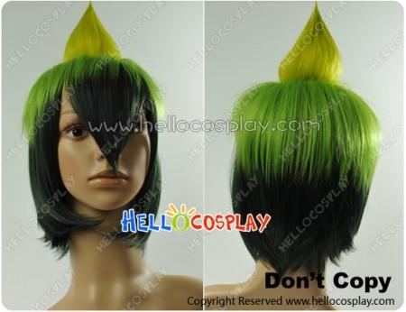 Blue Exorcist Amaimon Cosplay Wig