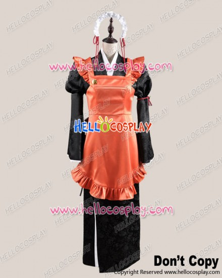 Amnesia Cosplay Heroine Costume Dress Anime Version