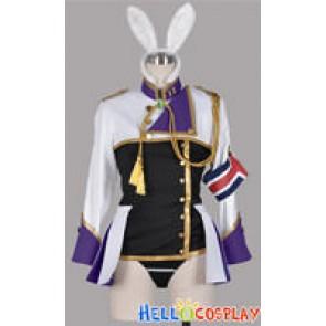 Umineko no Naku Koro ni Cosplay Chiester 556 Costume