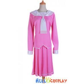 Fruits Basket Cosplay Navy Costume Pink Uniform