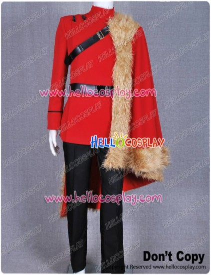 Harry Potter Cosplay ViKtor Krum Costume