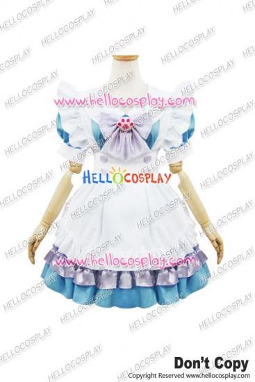 Lolita Cosplay Cute Kitty Cat Maid Dress