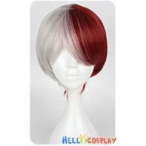 My Hero Academia Cosplay Shouto Todoroki Cosplay Wig