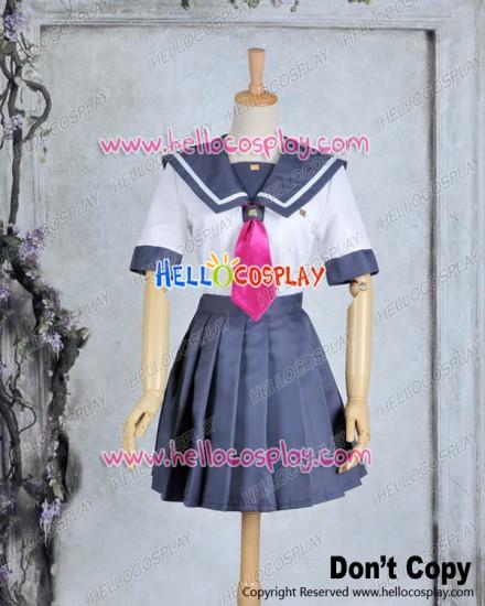Oreimo My Little Sister Can't Be This Cute Cosplay Kirino Kosaka Costume School Girl Uniform