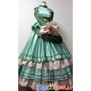 Otome Yokai Zakuro Cosplay Bonbori Hozuki Evening Dress