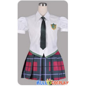 Evangelion2 EVA You Can Not Advance Cosplay Makinami Mari Illustrious Uniform Costume