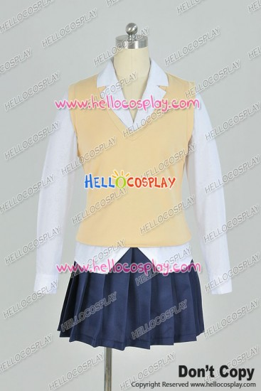 Riddle Story Of Devil Cosplay Haru Ichinose School Girl Uniform Costume