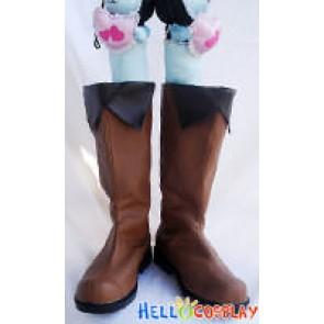 Hakuouki: Shinsegumi Kitan Cosplay Chizuru Yukimura Boots