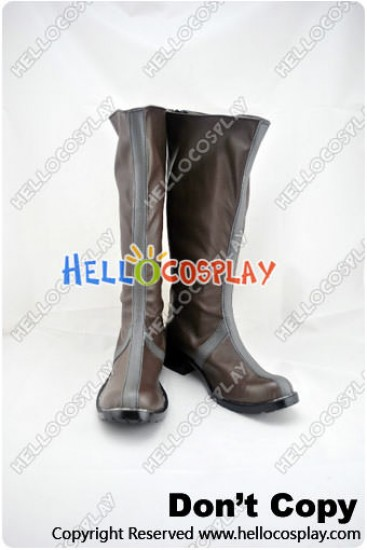 Unlight Cosplay Palmo Boots