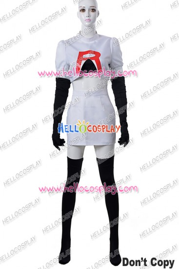 Pokemon Pocket Monster Cosplay James Jessie Costume
