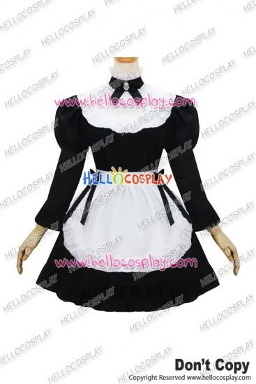 Lolita Cosplay Popular Maid Dress