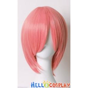Pink 006 Short Cosplay Wig