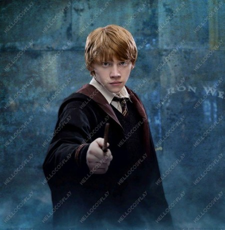 """Harry Potter Ronald Bilius """"Ron"""" Weasley Wand With Light"""