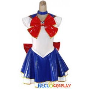 Sailor Moon Serena/Usagi Tsukino Cosplay Costume Leather