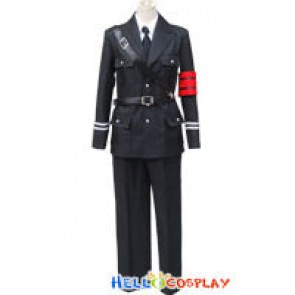 Togainu No Chi Cosplay Costume