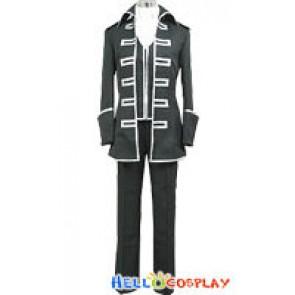 Gintama Silver Soul Hijikata Toushirou Cosplay Costume