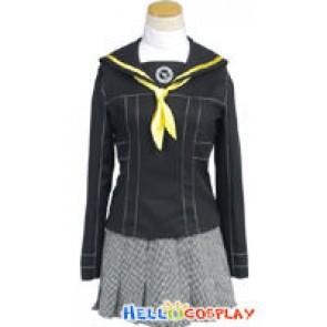 Shin Megami Tensei: Persona 4 P4 Cosplay Costume