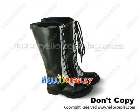Katekyo Hitman Reborn Cosplay Shoes Rokudo Mukuro Boots