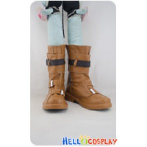 The Legend of Heroes Cosplay Shoes Noel Seeker Boots