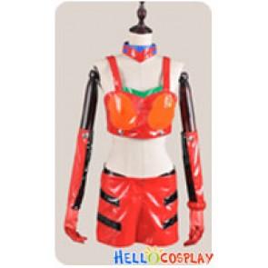 Neon Genesis Evangelion EVA Cosplay Shikinami Asuka Langley Race Queen Costume