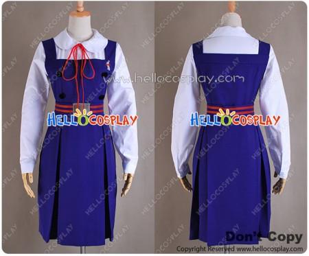 Tamako Market Cosplay Tamako Kitashirakawa Costume Uniform Dress