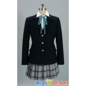K-On Cosplay School Girl Uniform Manga Version