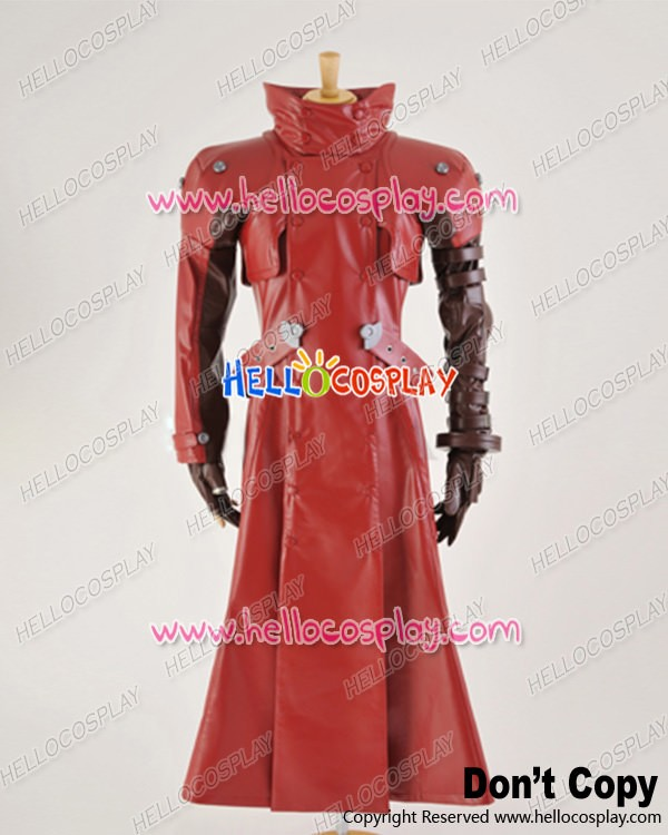 Cosplay Vash Trigun Inspired Jacket qFUHX