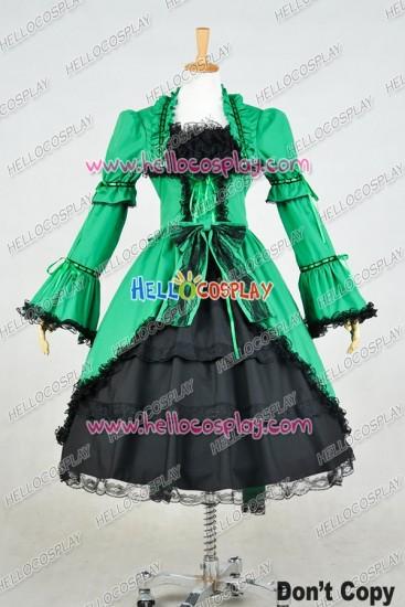 Lolita Dress Victorian Lolita Princess Steampunk Gothic Cosplay Costume