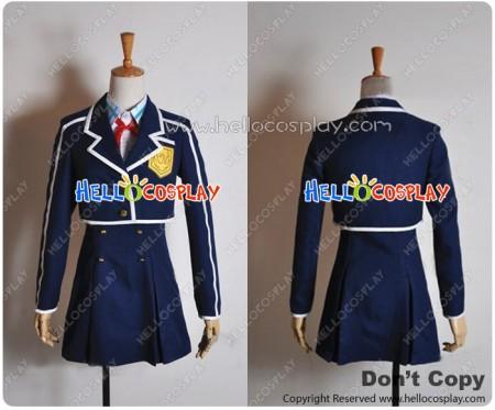 Sword Art Online Cosplay Asuna Costume Uniform