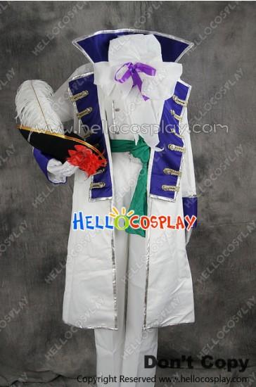 APH Axis Power Hetalia Cosplay Austria Ro Derich Edelstein Uniform Costume