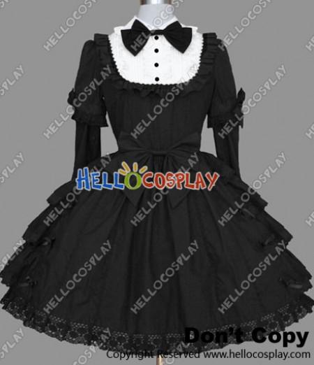 Gothic Lolita Punk Gorgeous Victorian Dress