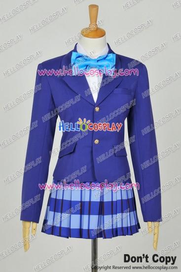 Love Live School Idol Project Cosplay Maki Nishikino Hanayo Koizumi School Uniform Costume