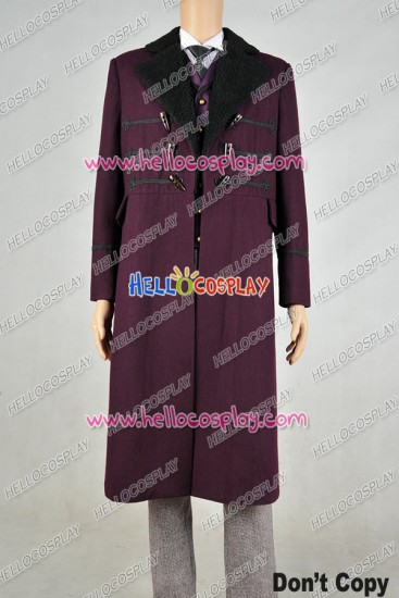 Doctor Cosplay Eleventh Doctor Cosplay Costume