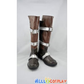 Final Fantasy Cosplay Lightning Boots
