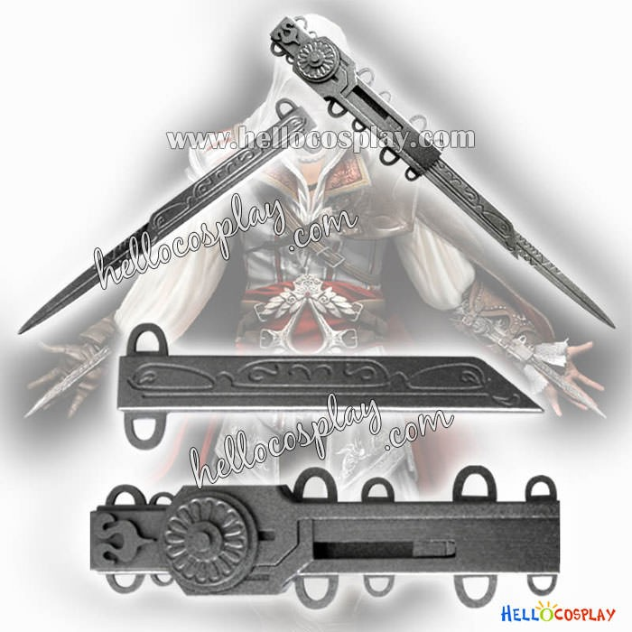 Assassin S Creed Ii Cosplay Extension Knife