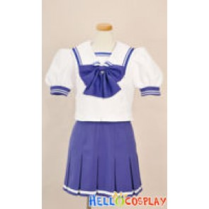 Kimi ga Nozomu Eien Cosplay School Girl Uniform