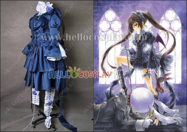 pandora hearts cosplay