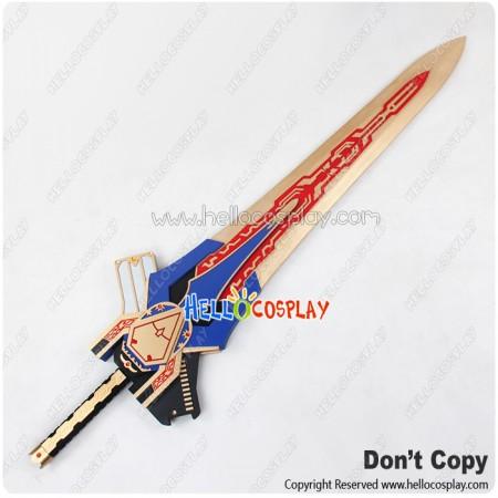 Kamen Rider Cosplay Kazuma Kenzaki Sword