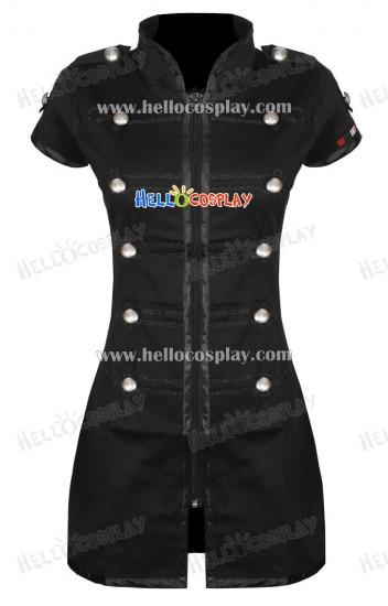 Criminal Damage Emo My Chemical Romance Military Dress